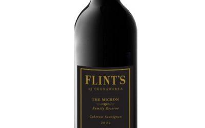New 2012 Micron Cabernet Sauvignon release